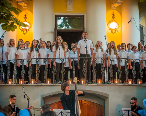 Children's Choir Charity Concert
