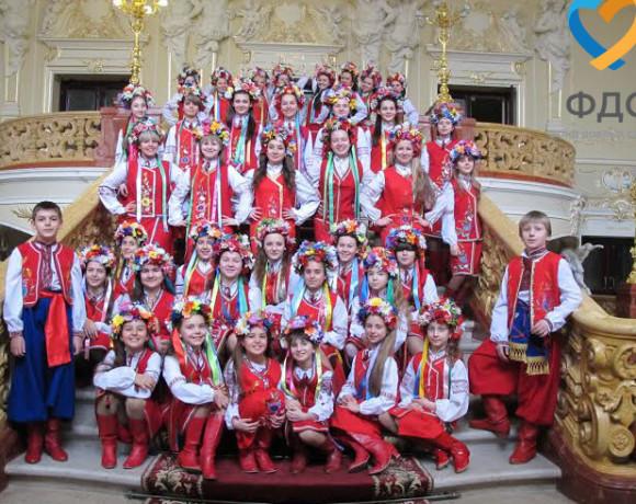 Мечта солисток хора «Жемчужины Одессы»
