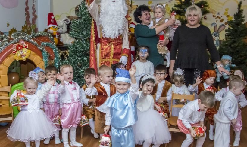 День Святого Николая в доме ребенка №3 «Солнышко»