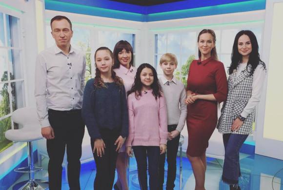 Интервью на 7 канале о Театре Драматических импровизаций