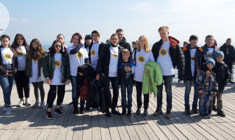 Одесский пляж без мусора. ФДС присоединился к общественной акции