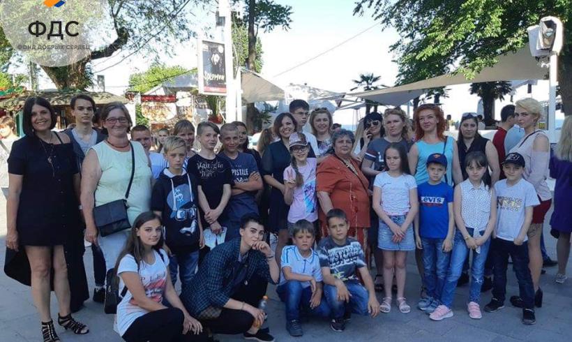 350 билетов на концерт для многодетных, малоимущих семей и переселенцев